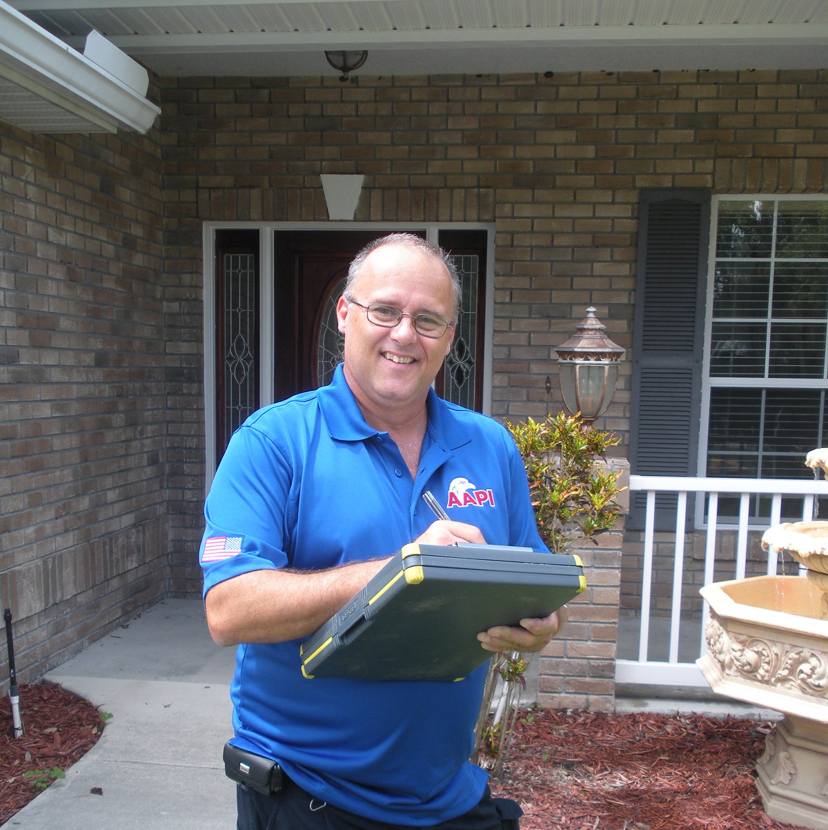 Home Inspector Lake Mary FL - Bill Ostoyic