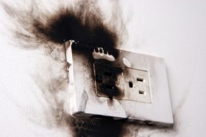 Electrical hazards around the home