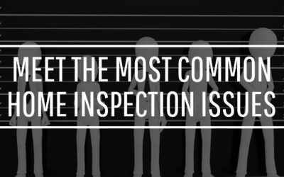 Top 10 Common Issues Found in Home Inspections