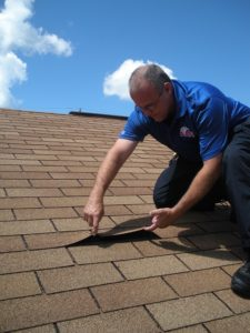 Roof inspection for certification